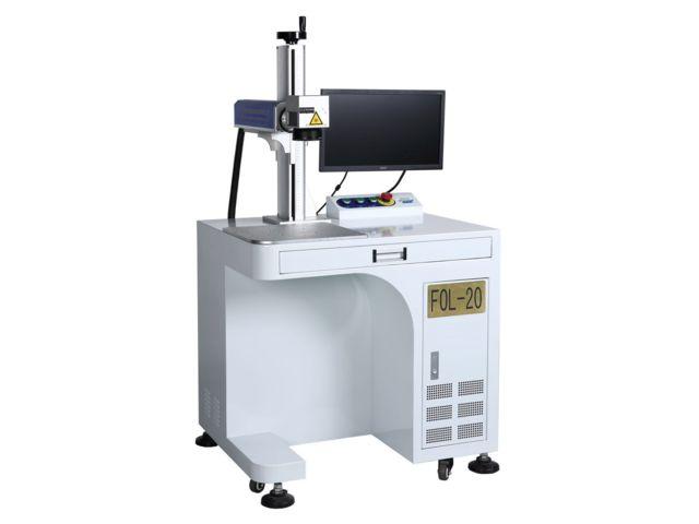 Máquinas: Máquina : Maquina a Laser-Gravação em Metal FOL-20