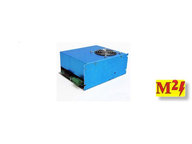 Peças e Acessórios: Tubo Laser e Fonte Laser: Fonte Reci 100W