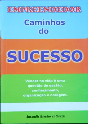 Livros: Empreendedor - Caminhos do Sucesso