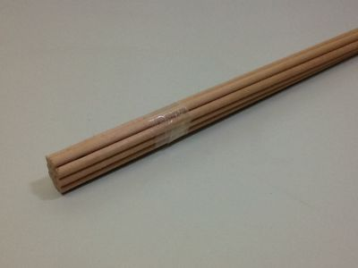 Produtos em Destaque:  Vareta Redonda de Cedro Rosa 12 mm x 930 mm PCT C/ 10