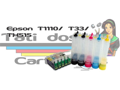 Bulk Ink: Bulk Ink Epson: Bulk Ink Epson T33